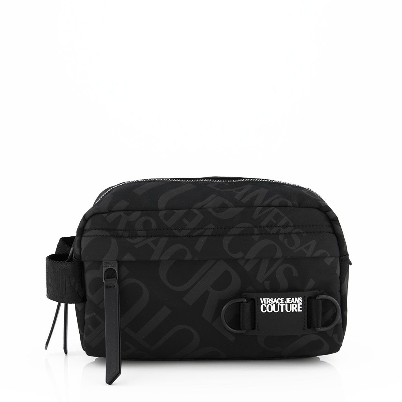 Picture of Versace E1YVBB58 mens bag black