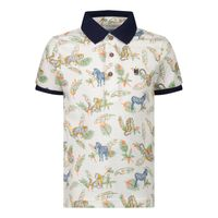 Picture of Mayoral 1101 baby poloshirt white