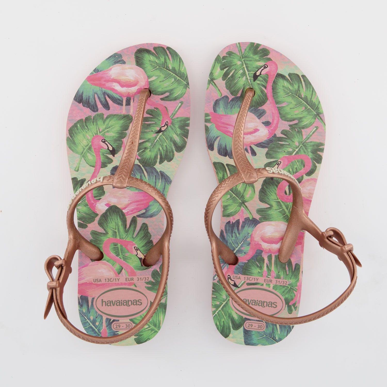 Bild von Havaianas 4137197 Kinder-Flip-Flops Rosé