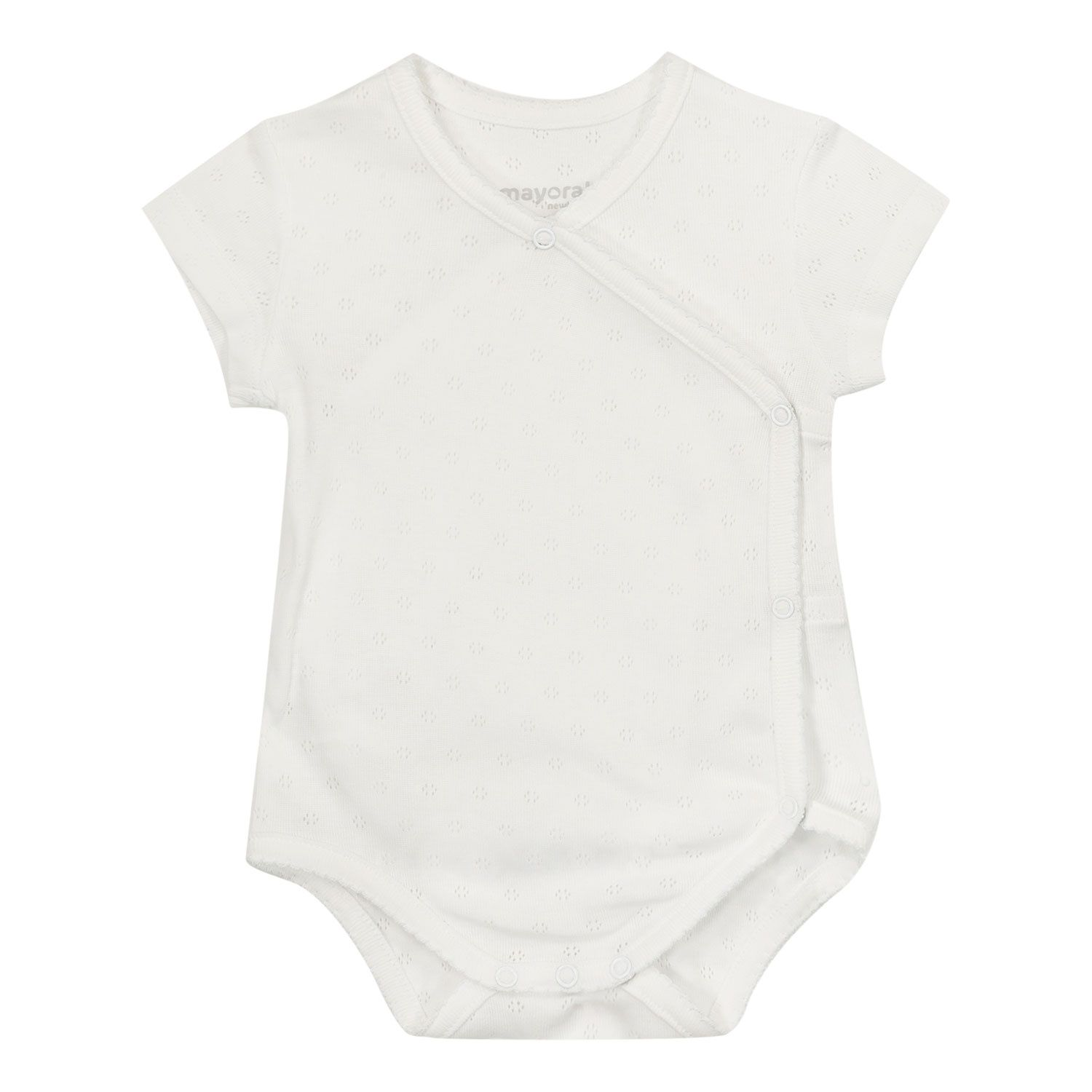 Picture of Mayoral 191 rompersuit white