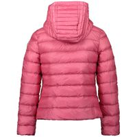 Picture of Moncler 1A10910 kids jacket dark pink