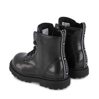 Picture of Tommy Hilfiger 30830 kids boots black