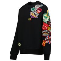 Picture of Dsquared2 DQ0334 kids sweater black