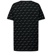 Picture of Lyle & Scott LSC0848 kids t-shirt black