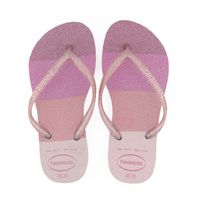 Picture of Havaianas 4145766 kids flipflops lilac