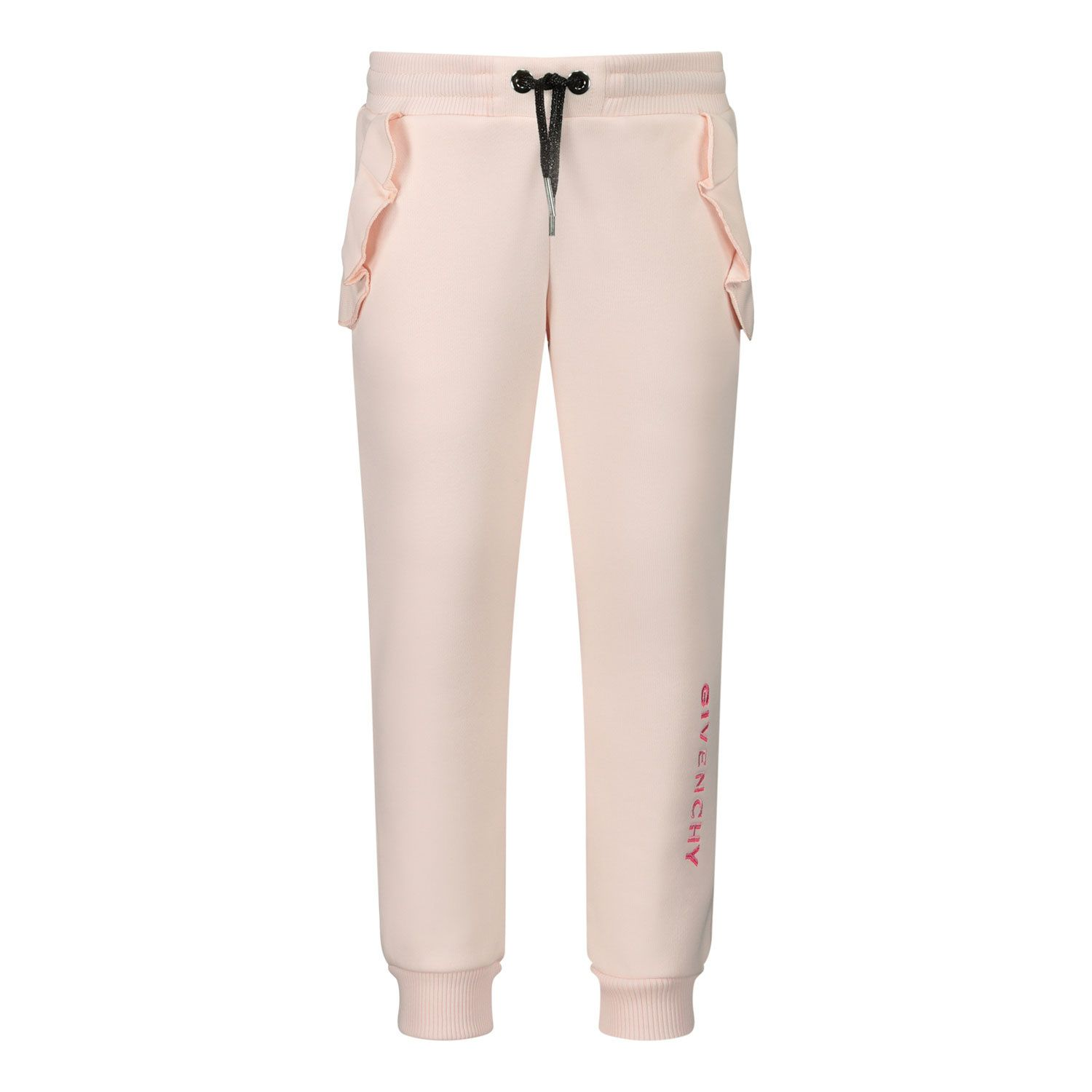 Picture of Givenchy H04089 baby pants light pink