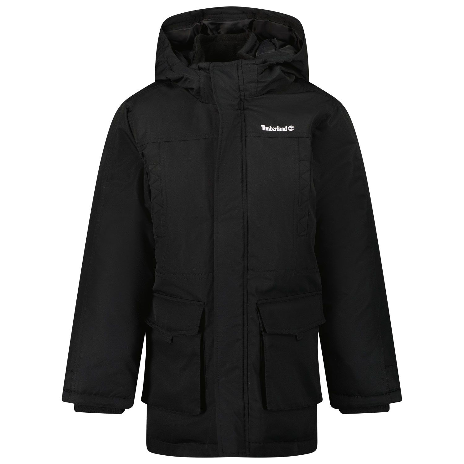 Picture of Timberland T26547 kids jacket black