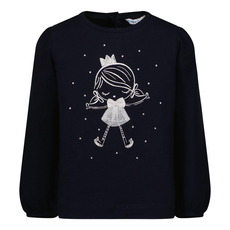 Afbeelding van Mayoral 2084 baby t-shirt navy