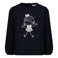 Picture of Mayoral 2084 baby shirt navy