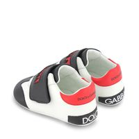 Picture of Dolce & Gabbana DK0115 baby shoes white