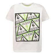 Afbeelding van Guess N1Y125 baby t-shirt wit