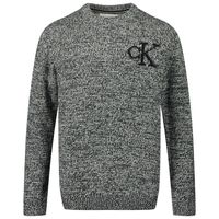 Picture of Calvin Klein IB0IB00620 kids sweater black