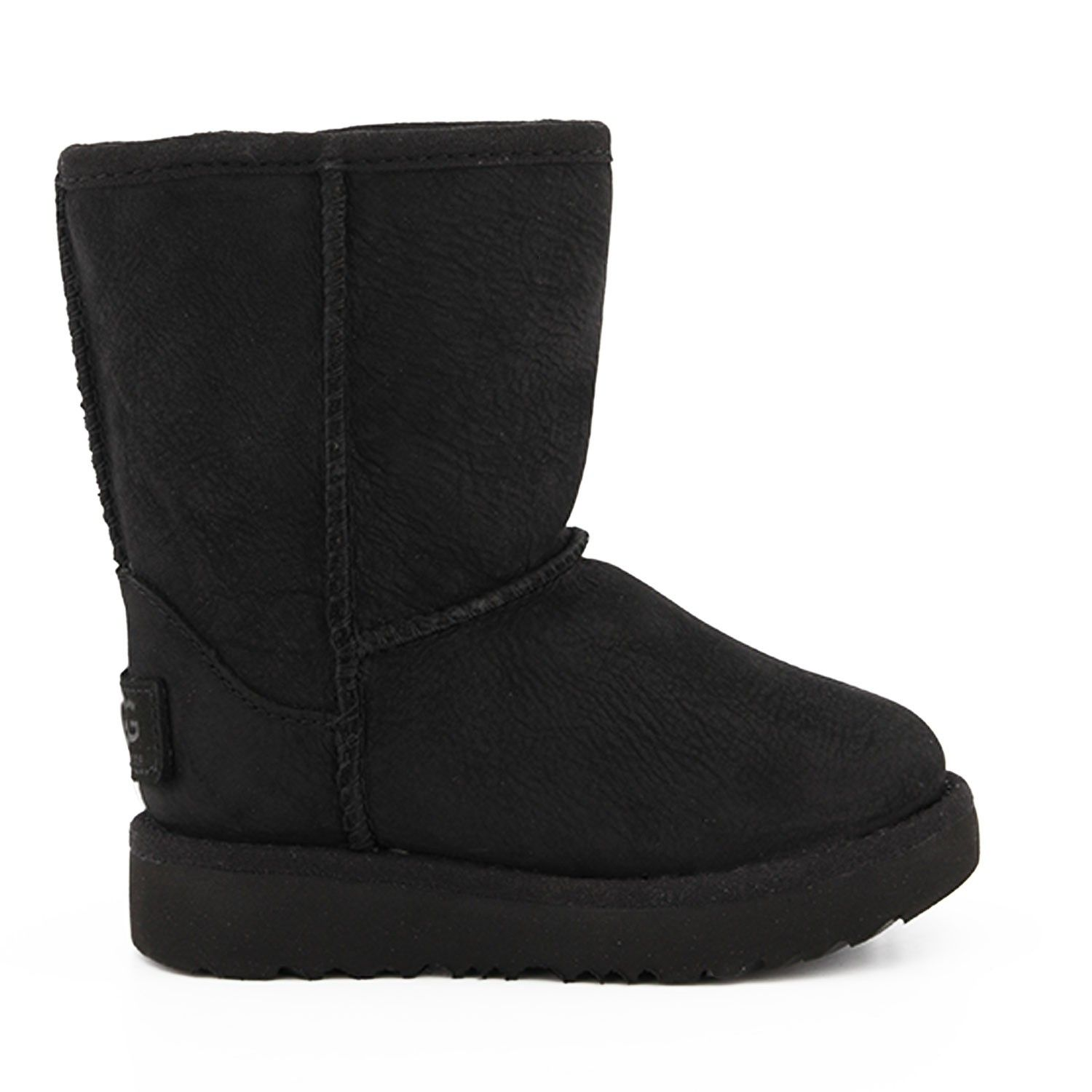 Picture of UGG 1019646 kids boots black