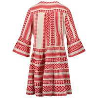 Picture of Devotion 0215011G kids dress red