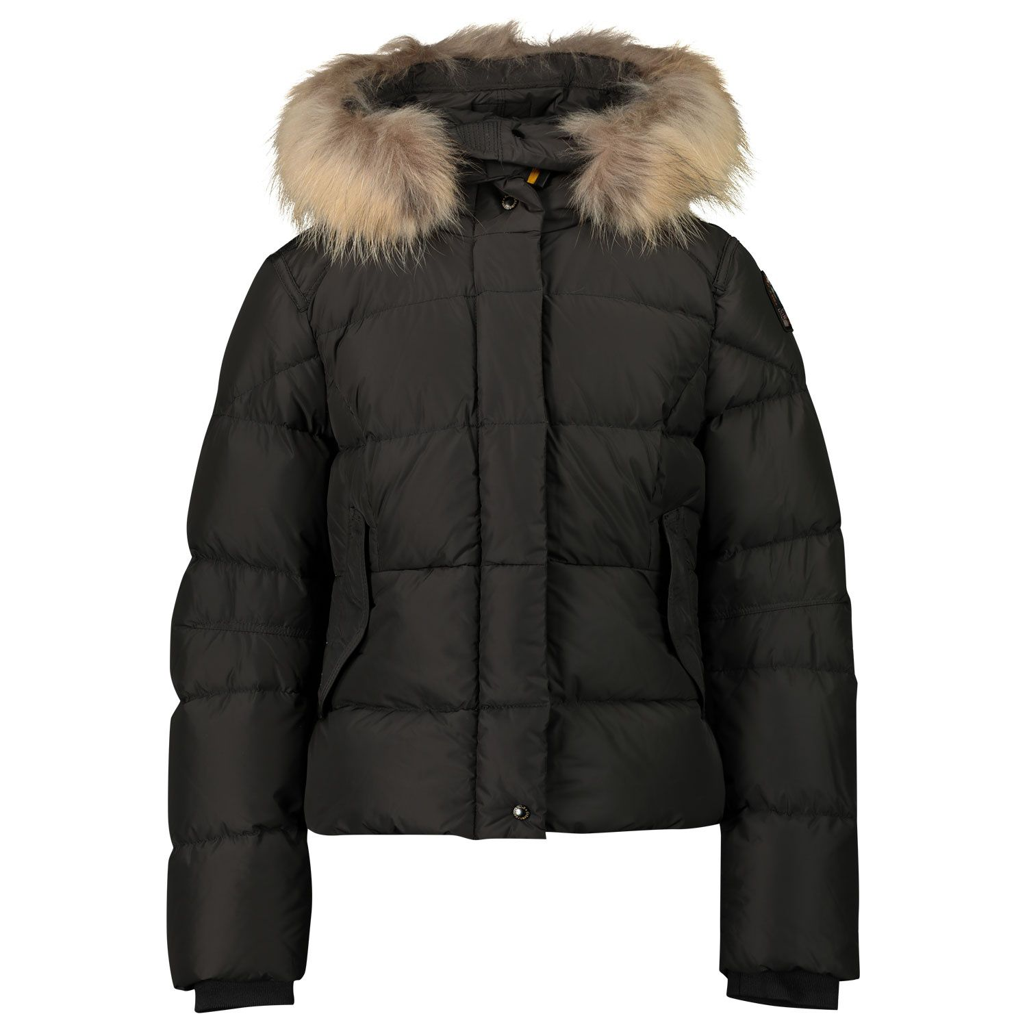 Picture of Parajumpers HF81 kids jacket black