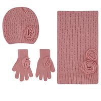 Picture of Mayoral 10897 kids hat light pink