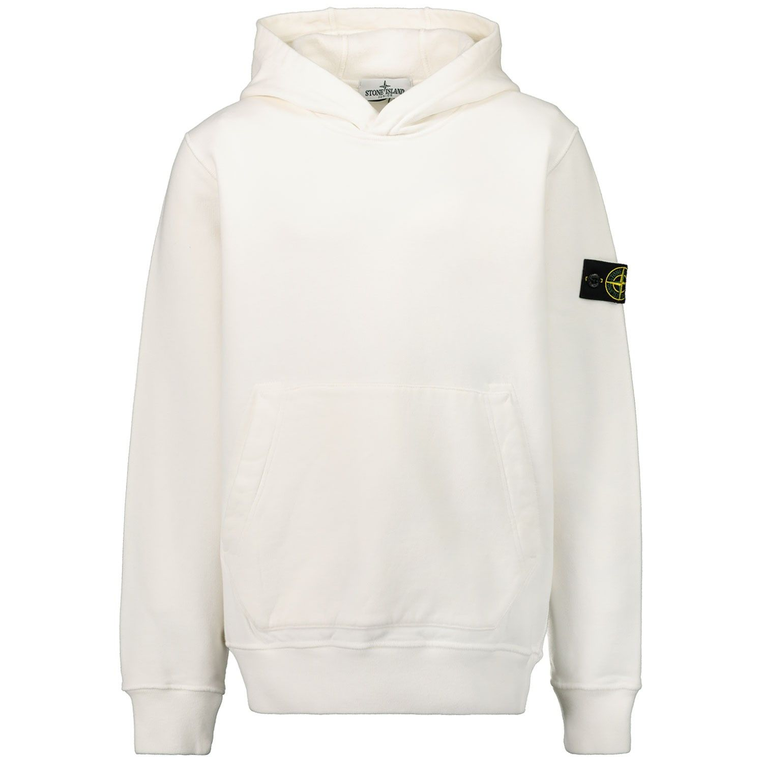 Picture of Stone Island MO731661640 kids sweater off white