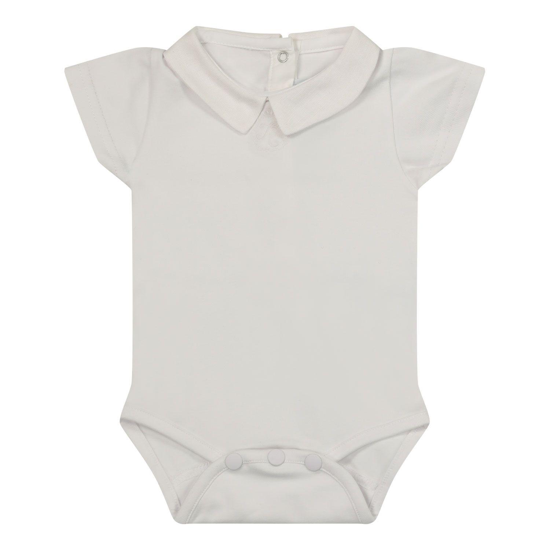 Bild von Tartine et Chocolat TS11041 Babystrampler Weiß