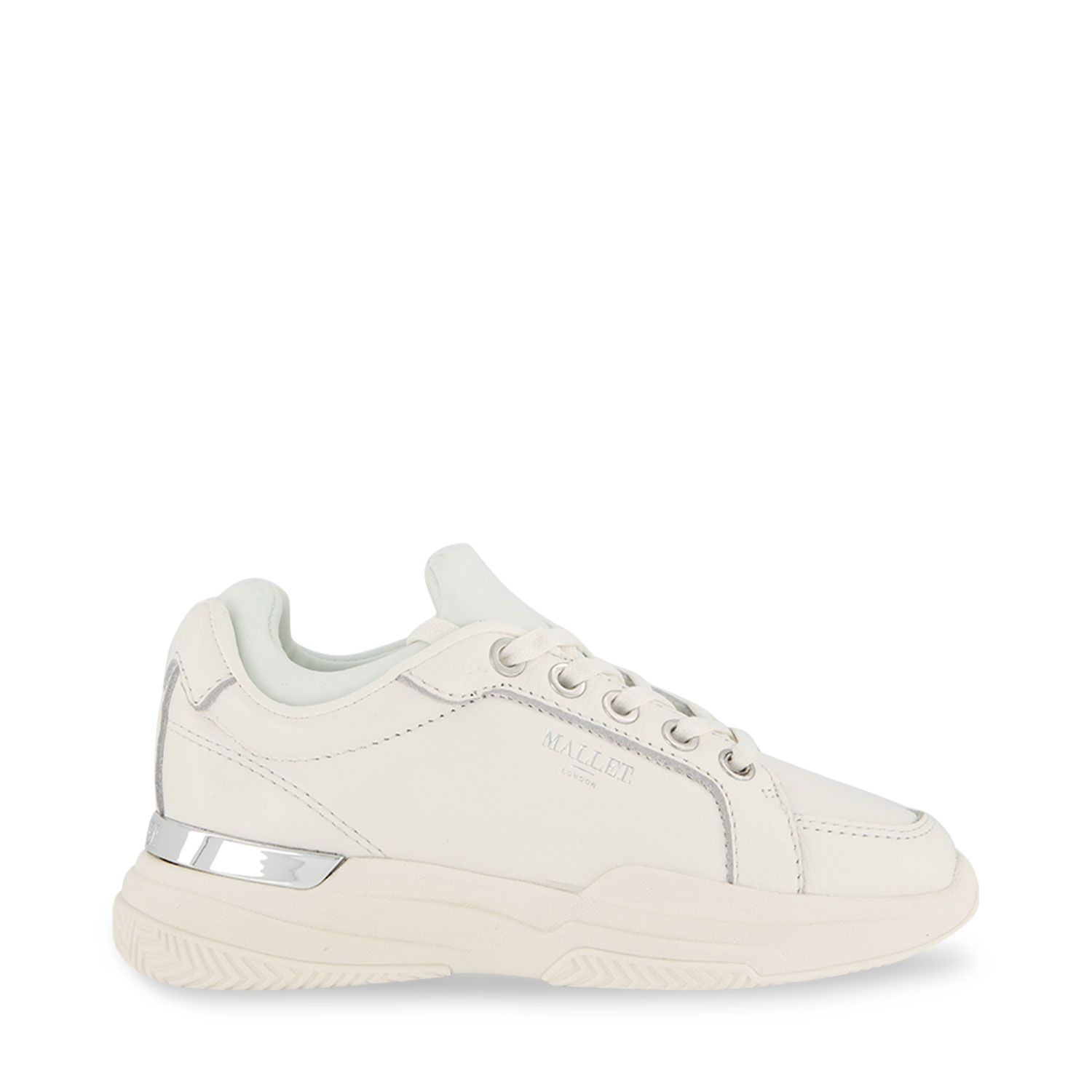 Picture of Mallet MK3051WHT kids sneakers white