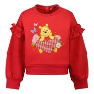 Bild von MonnaLisa 398608RC Babypullover Rot