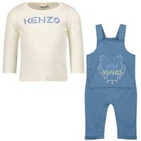 Picture of Kenzo K98016 baby set blue