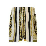 Afbeelding van Versace 1000281 baby badkleding wit/goud