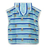 Bild von Moschino MUX03E Babyschwimmbekleidung Blau