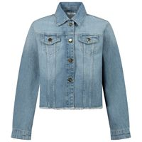 Picture of Liu Jo GA1090 kids jacket jeans