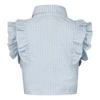 Picture of Lapin 211E2432 baby blouse light blue