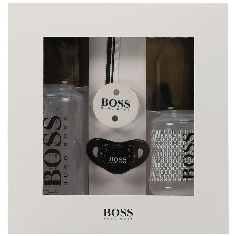 Afbeelding van Boss J9KM66 babyaccessoire zwart