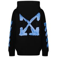 Picture of Off-White FLE0041040 kids sweater black