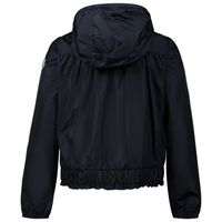 Picture of Moncler 1A72010 kids jacket navy