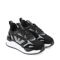 Picture of EA7 XSX012 kids sneakers black