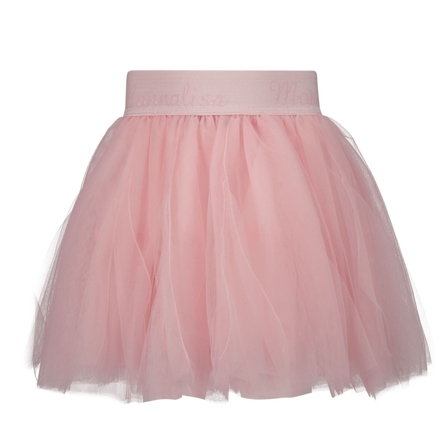 Picture of MonnaLisa 378GON baby skirt light pink
