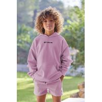 Picture of SEABASS HOODIE B baby sweater lilac