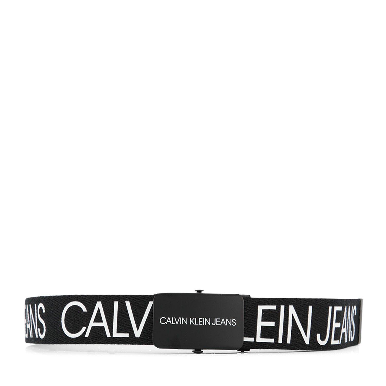 Afbeelding van Calvin Klein IU0IU00079 kinderriem zwart