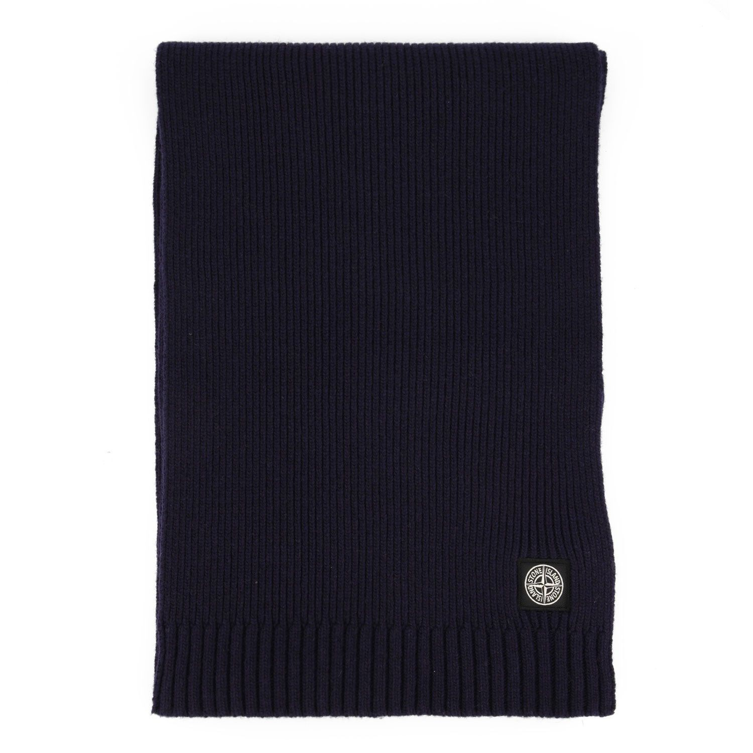 Picture of Stone Island MO7316N02A8 kids scarf navy