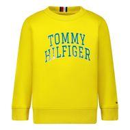 Afbeelding van Tommy Hilfiger KB0KB06143B baby trui geel