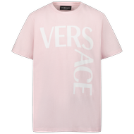 Bild von Versace 1000239 1A01330 Kindershirt Hellrosa