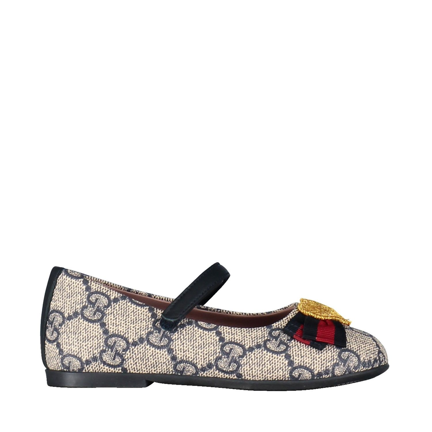 Picture of Gucci 418997 kids shoes navy