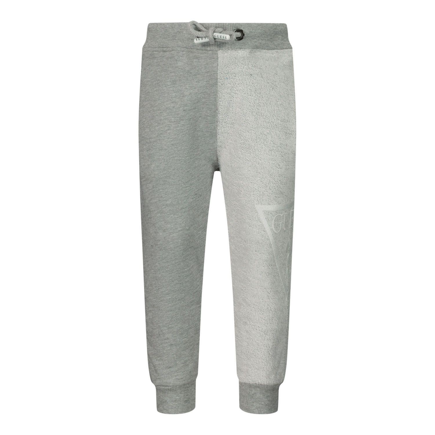 Picture of Guess N1RQ09 baby pants light gray