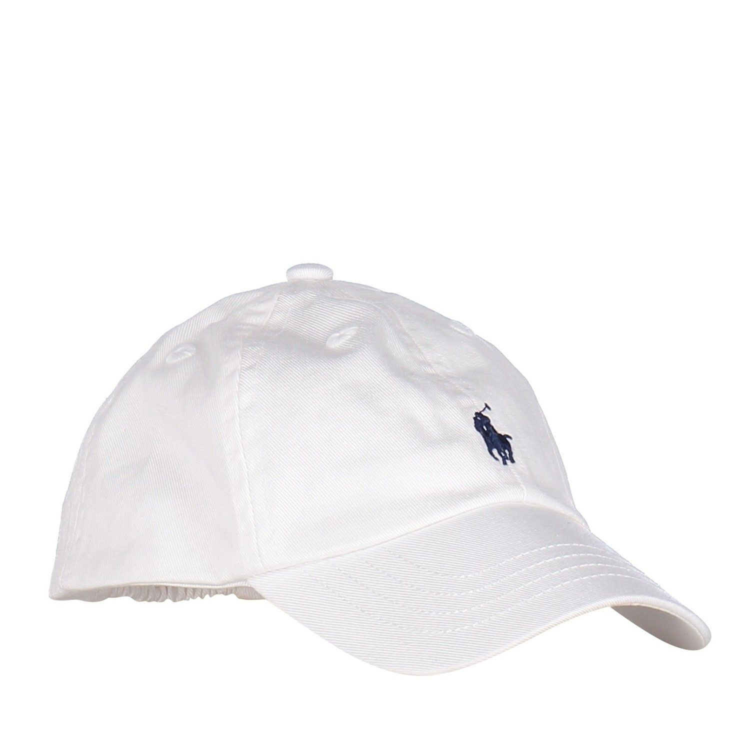 Picture of Ralph Lauren 320552489 baby hat white