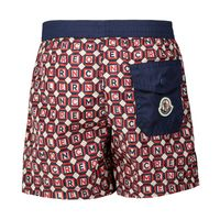Picture of Moncler 2C70220 baby swimwear red