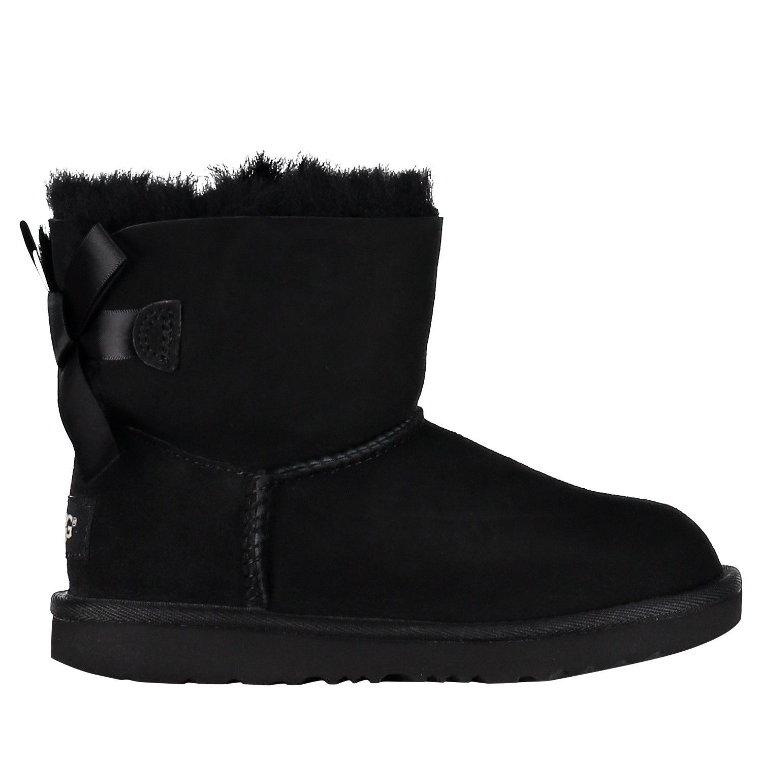 Picture of UGG 1017397 kids boots black