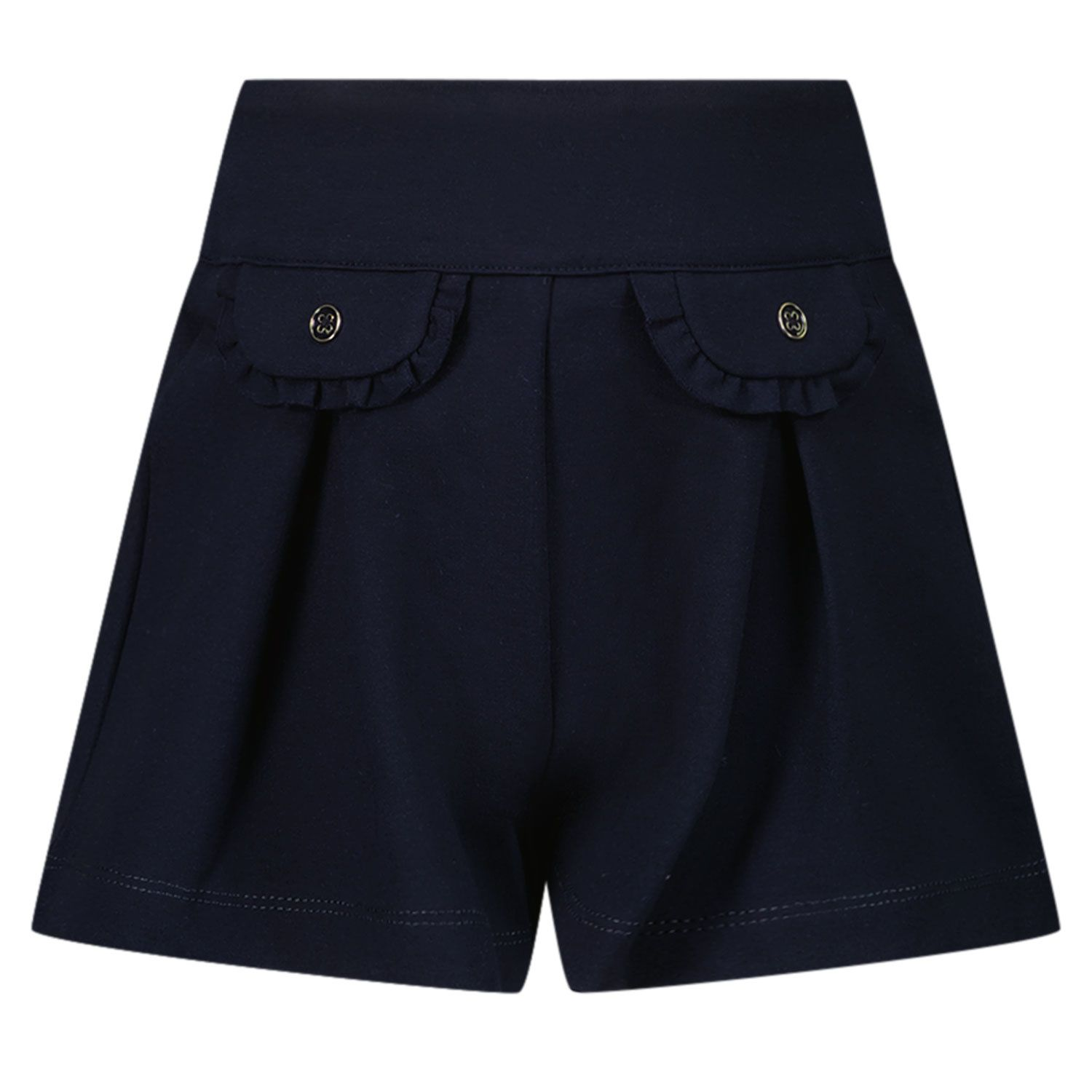 Picture of Mayoral 2904 baby shorts navy