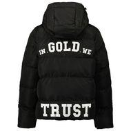 Bild von in Gold We Trust THE INFAMOUS Kindermantel Schwarz