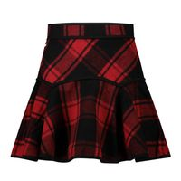 Picture of Dsquared2 DQ04C8 kids skirt red
