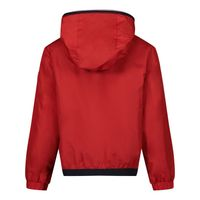Picture of Moncler 1A70920 baby coat red