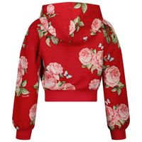 Picture of MonnaLisa 198608SJ kids sweater red
