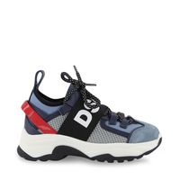 Picture of Dsquared2 67061 kids sneakers blue